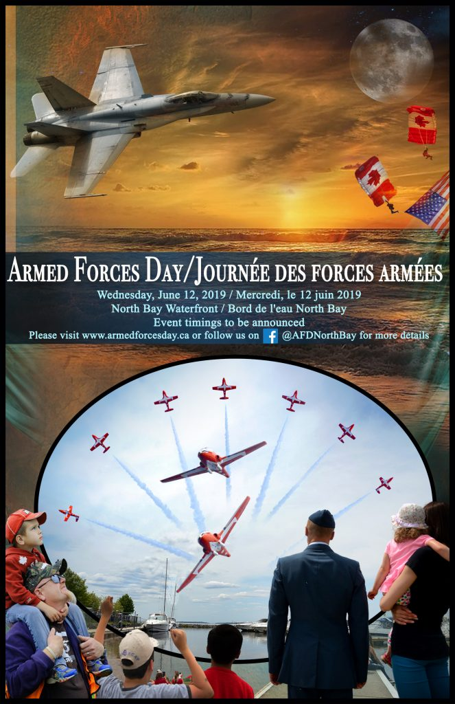 Event Details – Armed Forces Day 2019